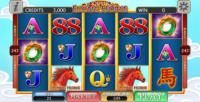 flying horse ex games slot