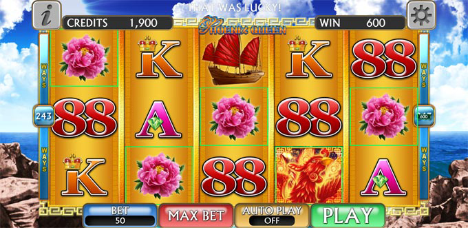 phoenix queen jackpot